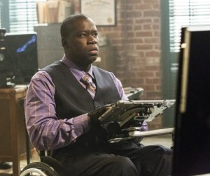 "Daryl Mitchell plays Patton Plame on ""NCIS: New Orleans."""