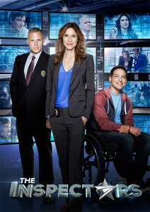 The Inspectors is a new CBS show featuring a wheelchair user who helps solve postal crimes.