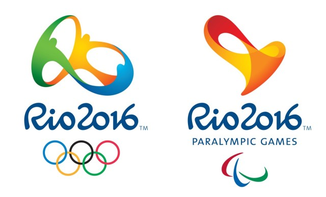Rio 2016 Olympic and Paralympic Logos